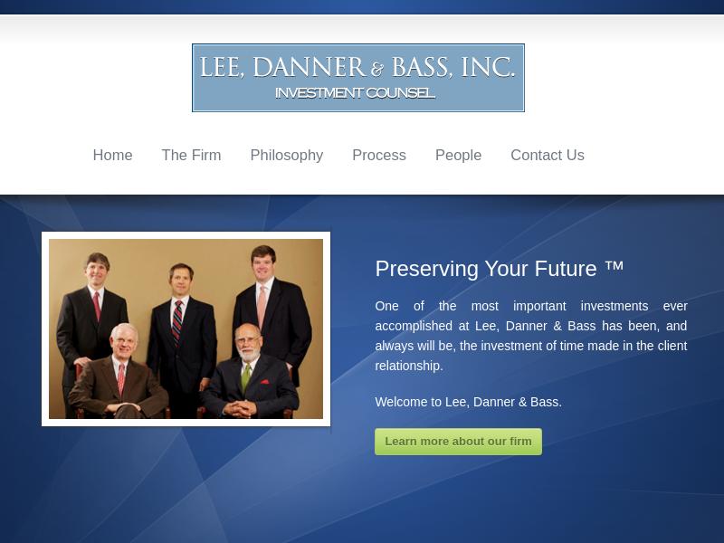 Lee, Danner, & Bass