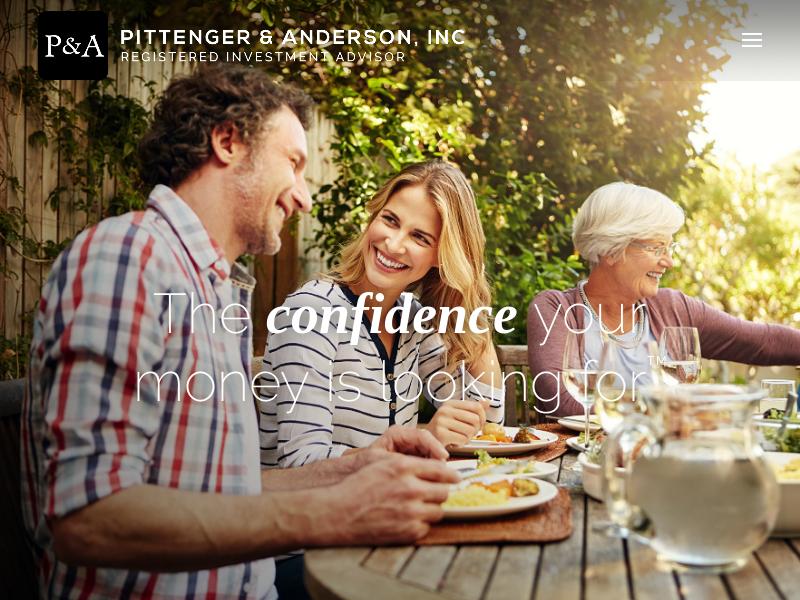 Pittenger & Anderson | Fee-Only Financial Advisor & Planner | Nebraska