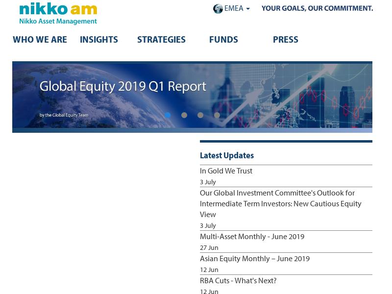 Nikko Asset Management - Europe