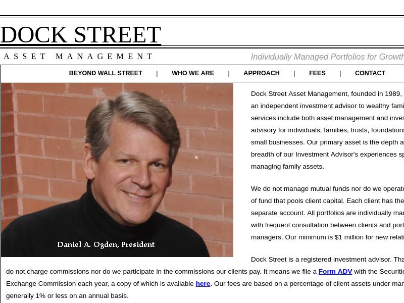 Dock Street Asset Management