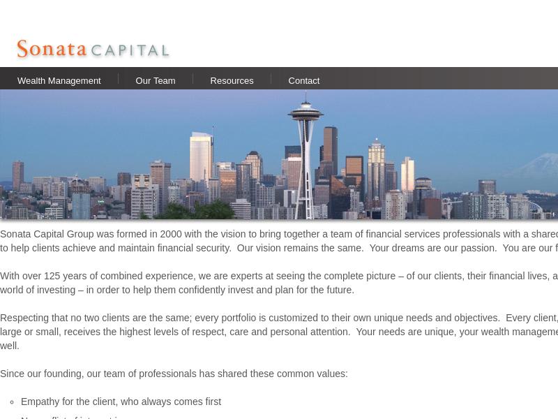 Sonata Capital