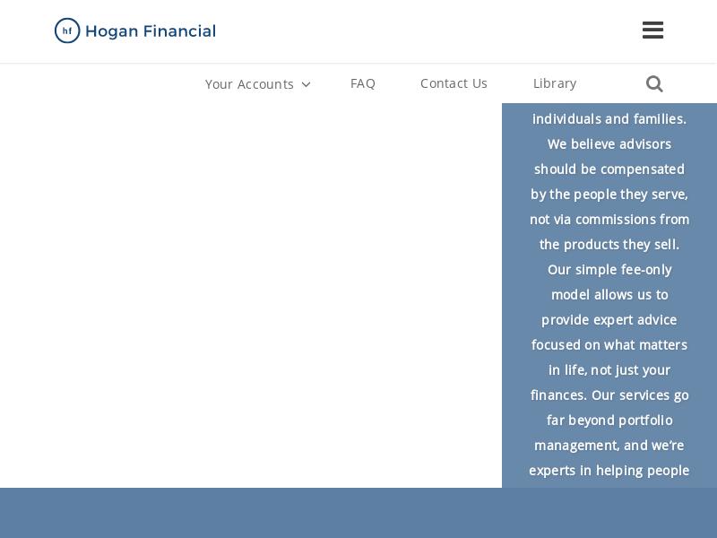 Home - Hogan Financial