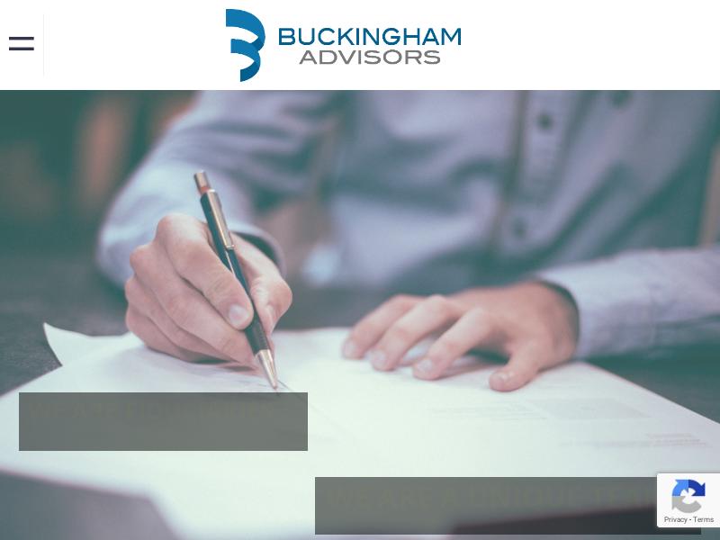 Home - Buckingham Advisors