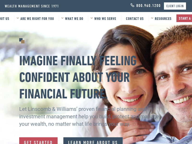 Wealth & Pension Services Group - a Division of Linscomb & Williams