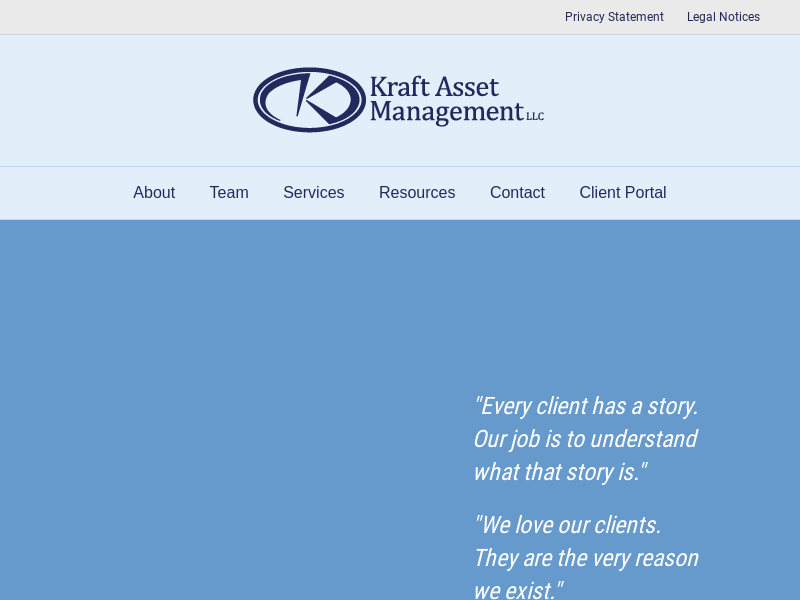 Nashville Wealth Advisors | Kraft Asset Management | Investment Advice