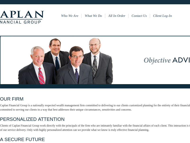 Caplan Financial Group