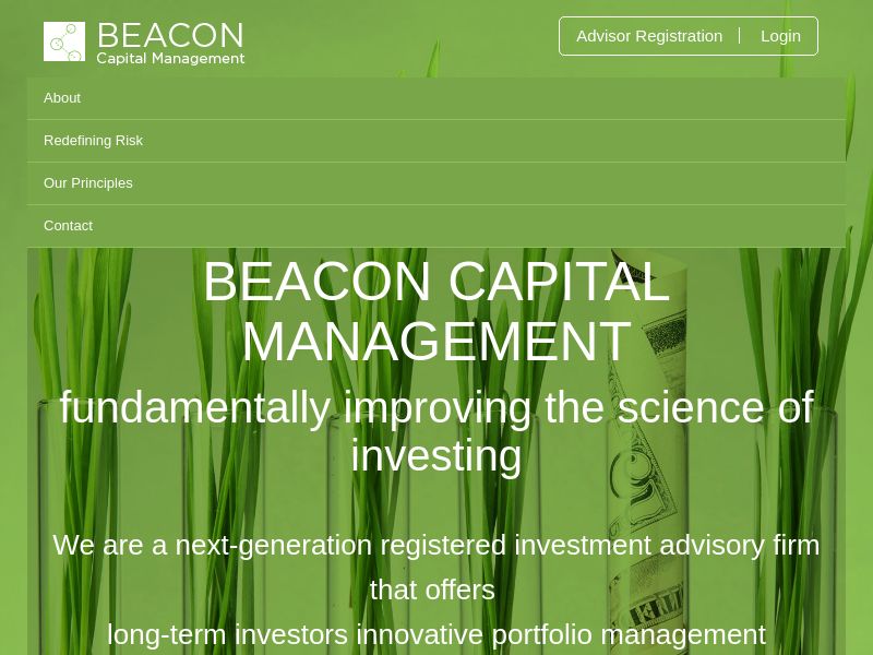Beacon Capital Management - Official Website