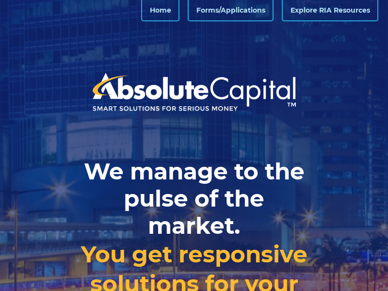 Absolute Capital Funds