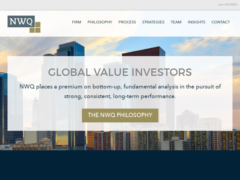 NWQ Investment Management Company, LLC