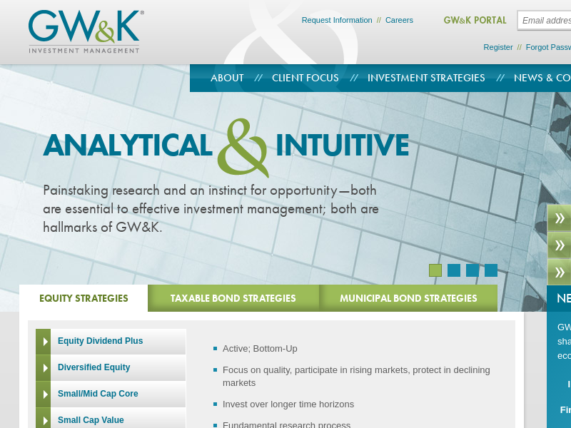GW&K Investment Management