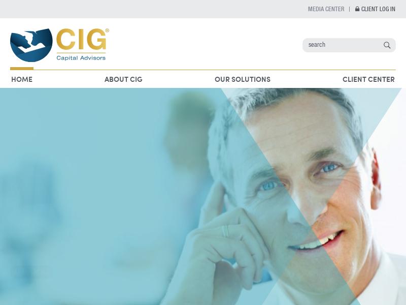 Home - CIG Capital Advisors, Inc.