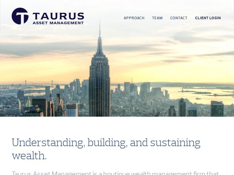 Taurus Asset Management LLC