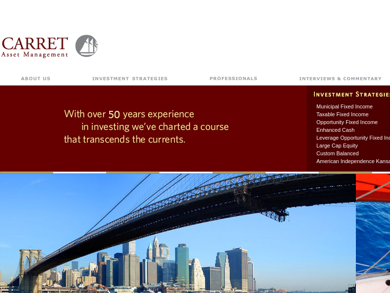 Carret Asset Management LLC