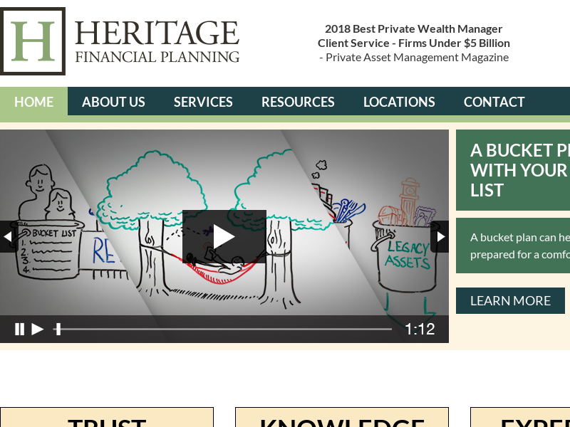 Fee-Only Financial Advisor | Heritage Financial Planning