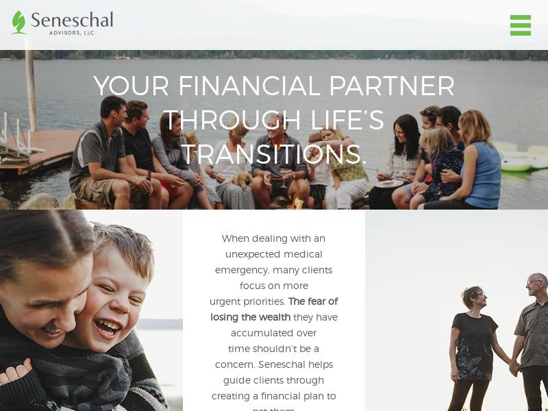 Seneschal Advisors   Financial Advisors in Tacoma Washington
