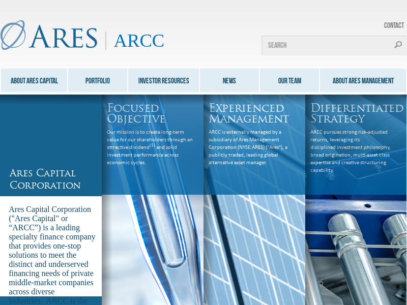 ARCC :: Home