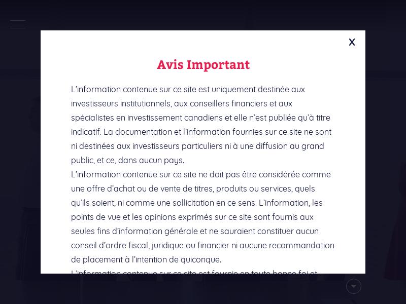 Accueil | Hexavest