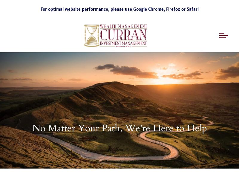 Home — Curran LLC