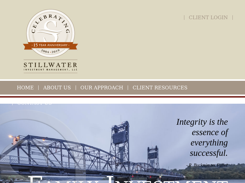 Stillwater Investment Management, LLC