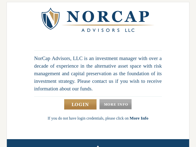NorCap Advisors LLC