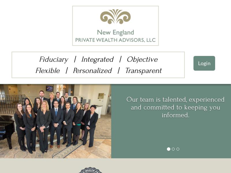 Home   New England Private Wealth Advisors, LLC