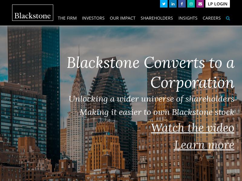 Blackstone - Home