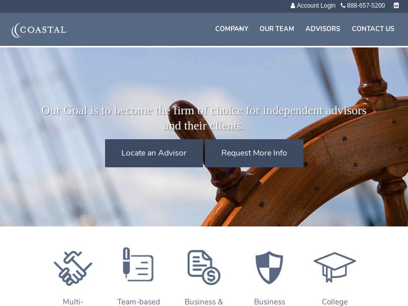 Coastal One | Investment Advisory & Insurance Consulting