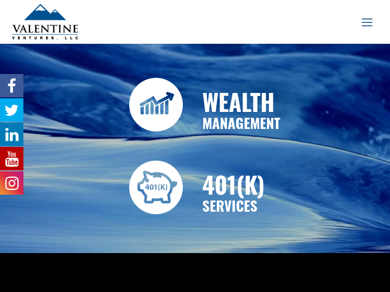 Valentine Ventures | Fiduciary Wealth Management Firm | Bend, Oregon