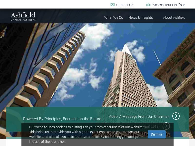 Ashfield Capital Partners - Home