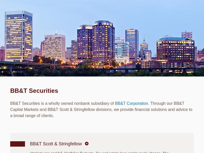 BB&T Securities