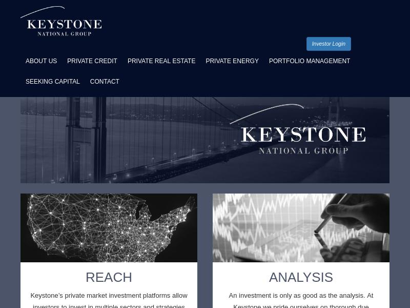 Home | Keystone National Group