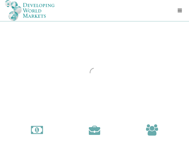 Homepage - Developing World Markets