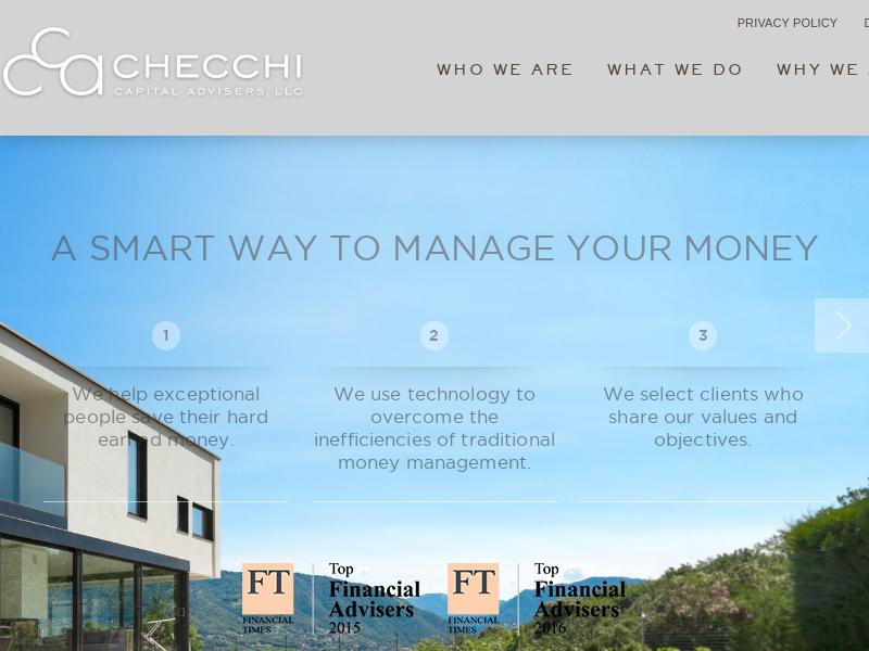 Checchi Capital Advisers, LLC