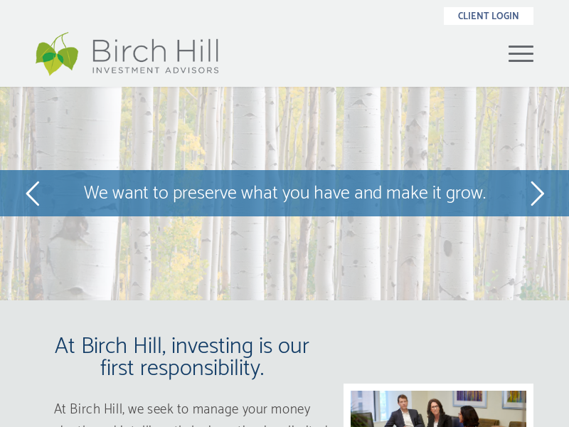 Birch Hill Investment Advisors LLC - Boston, MA