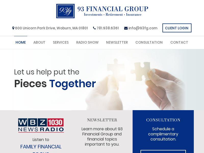 93 Financial Group, LLC - Boston, MA