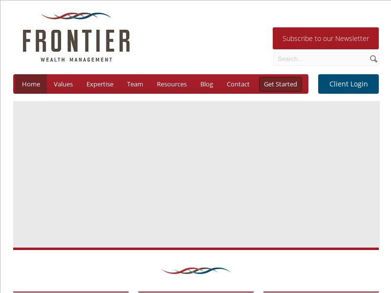 Home - Frontier