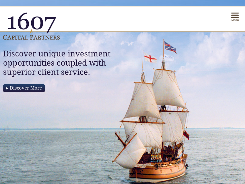 1607 Capital Partners - Discover Unique Investment Opportunities