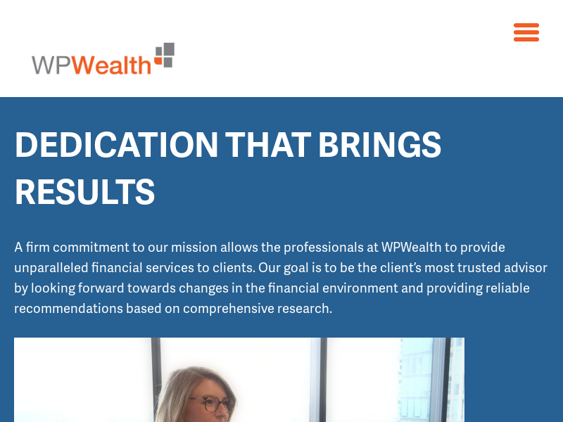WPWealth   Financial Services and Wealth Management