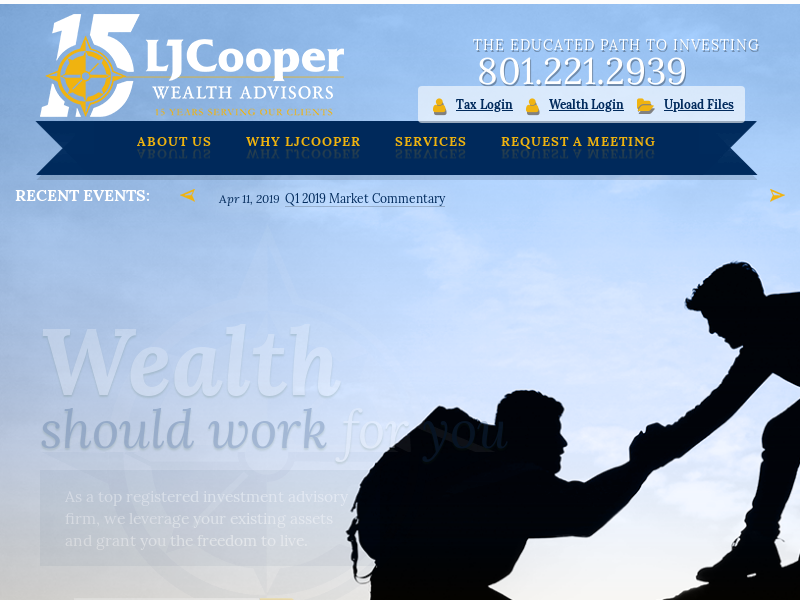 LJCooper Wealth Advisors