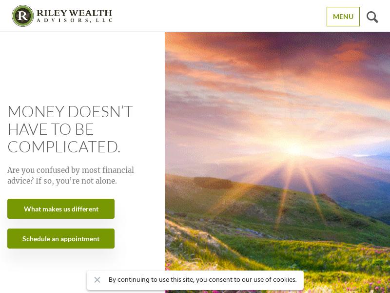 Financial Advisors   Riley Wealth Advisors   Southlake, TX