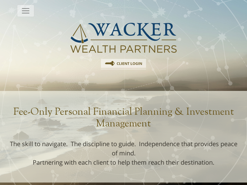 Wacker Wealth Partners - San Luis Obispo Wealth Management