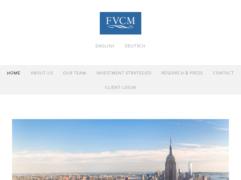 F&V Capital Management