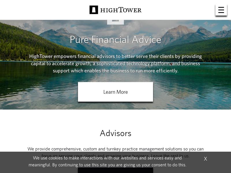 Leonetti & Associates A HighTower Wealth Management Firm - Overview