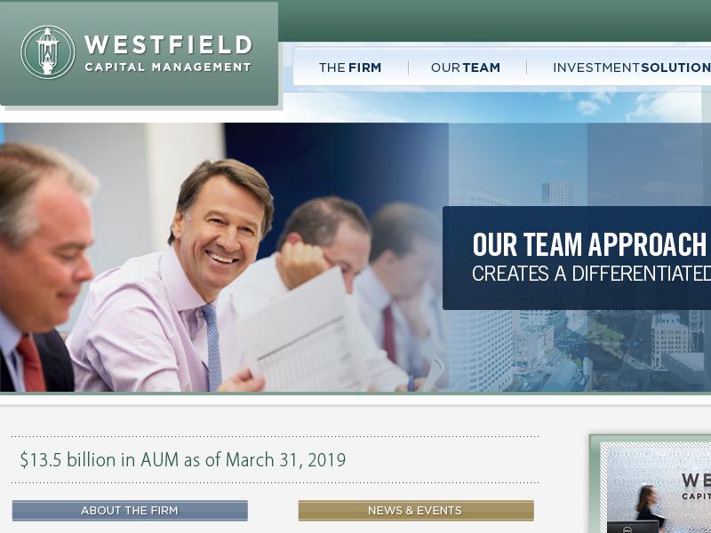 Westfield Capital Management | Westfield Capital Management