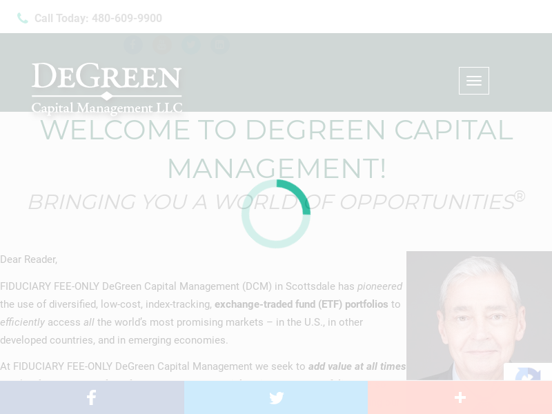 DeGreen Capital Management – Bringing You a World of Opportunities
