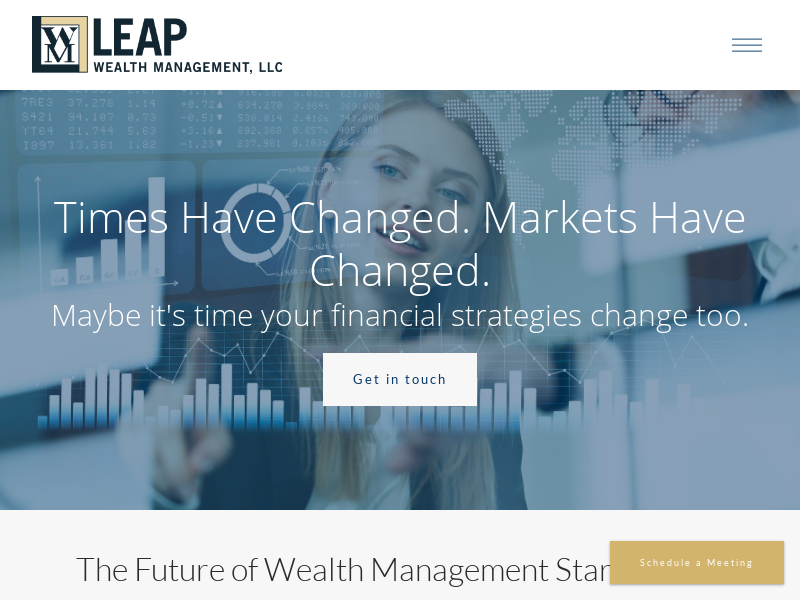 Strategic Financial Planning | Dallas, TX | Round Rock, TX — LEAP Wealth Management