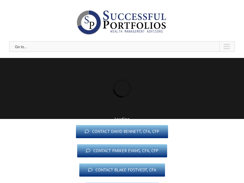 Successful Portfolios LLC | Investment Advisor | Financial Planner