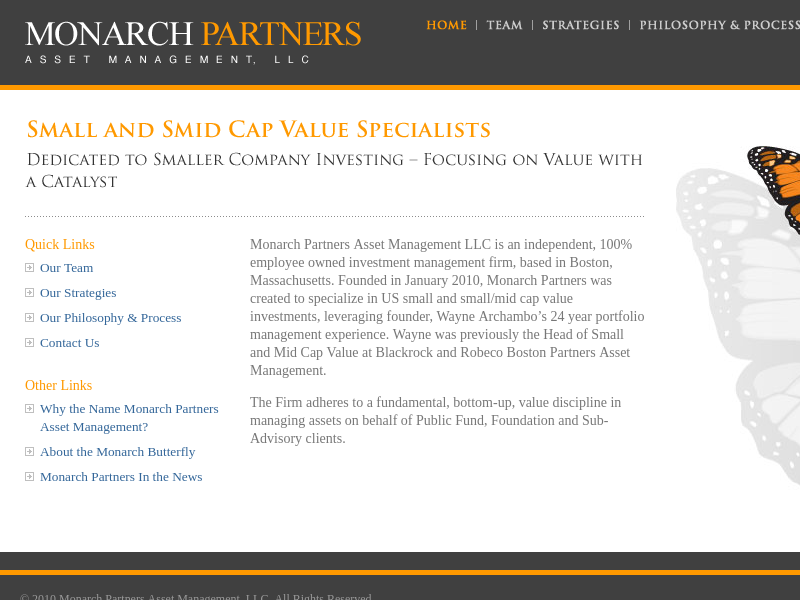 Monarch Partners Asset Management, LLC