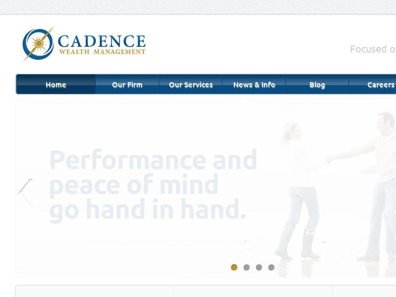 Cadence Wealth Management, LLC | Westborough, MA.