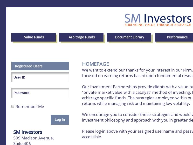 SMInvestors